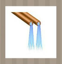【两个管子在流水是什么答案?】